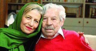 بیوگرافی احترام برومند (بازیگر) همسر داوود رشیدی +دختر و پسرش
