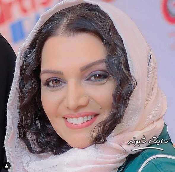 تصاویر جدید الهام پاوه نژاد بازیگر سریال همسران