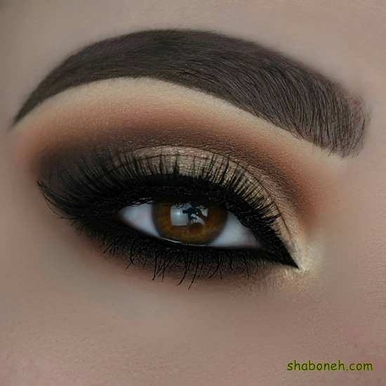 آرایش چشم لایت جدید