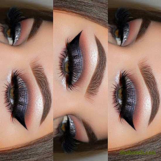 میکاپ چشم زیبا