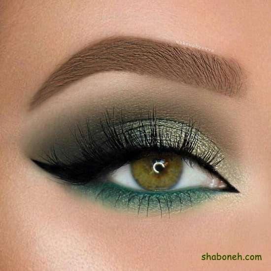 زیباترین مدل سایه چشم جدید