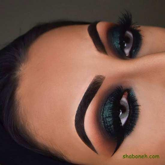 زیباترین میکاپ چشم