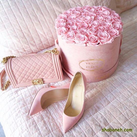 مدل های جدید کفش پاشنه بلند مجلسی