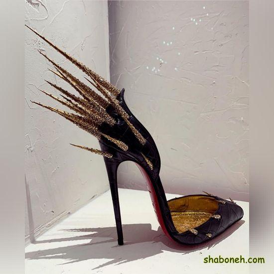 مدل کفش های مجلسی جدید