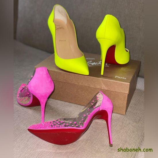مدل های جدید کفش مجلسی
