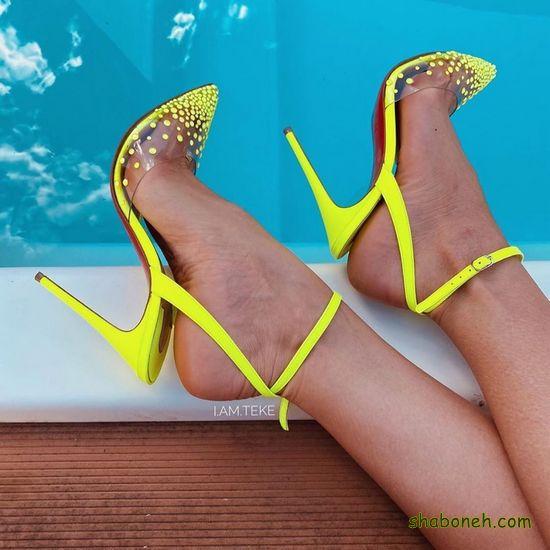 کفش مجلسی جدید دخترانه