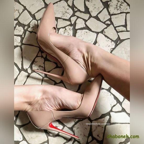 کفش مجلسی دخترانه جدید ۲۰۲۰