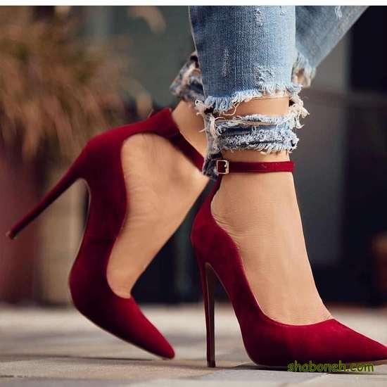 کفش مجلسی زنانه و دخترانه جدید