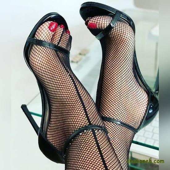 کفش مجلسی دخترانه جدید ایرانی
