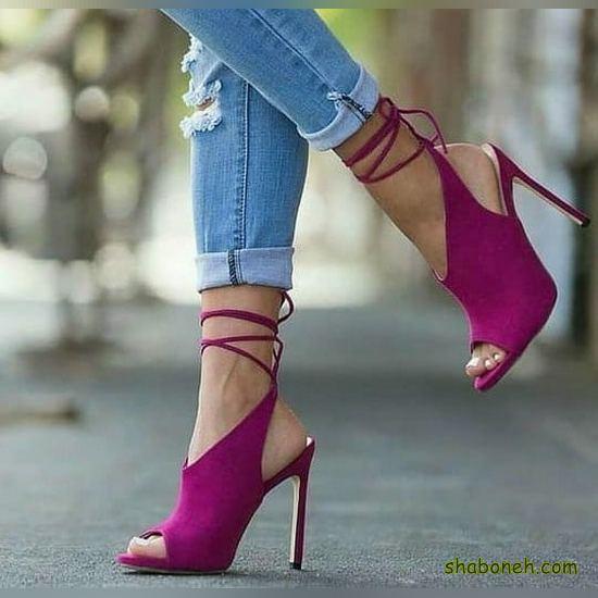 مدل کفش های مجلسی دخترانه نوجوان