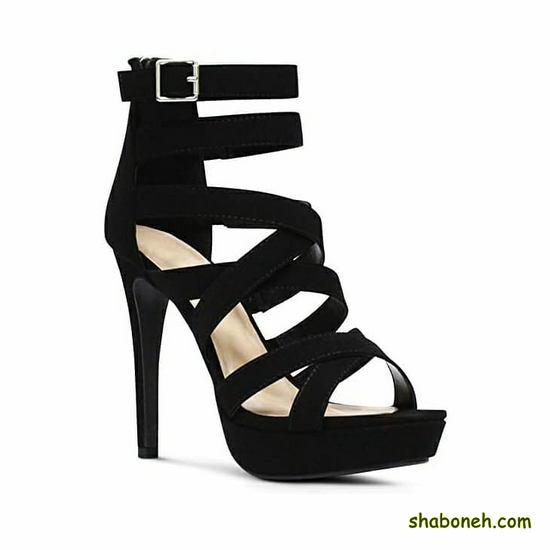 مدل کفش های مجلسی پاشنه بلند دخترانه