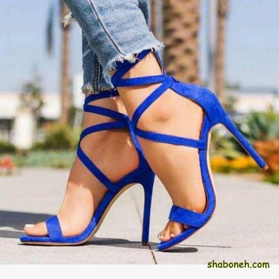 مدلهای جدید کفشهای مجلسی زنانه