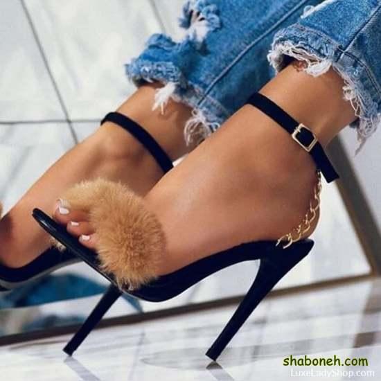 مدل شیک ترین کفش های مجلسی
