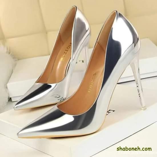 مدل کفش های مجلسی دخترانه