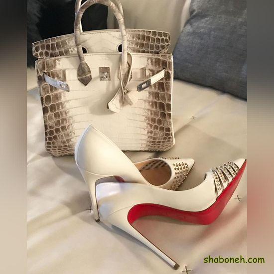 جدیدترین مدل کفش مجلسی زنانه و دخترانه