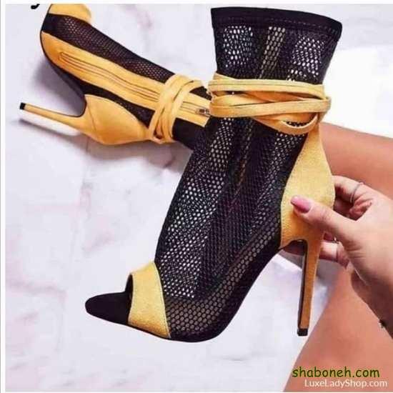 شیک ترین مدل کفش های مشکی مجلسی
