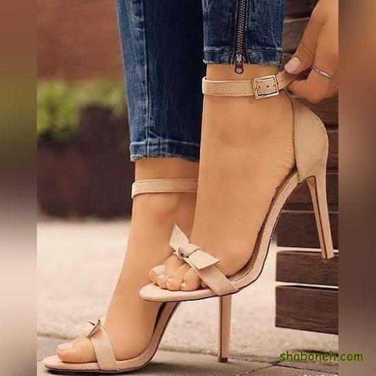 کفش مجلسی زنانه جدید و شیک