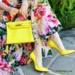 مدل کفش مجلسی زنانه 2020 - 99 | گالری مدل های جدید و شیک کفش مجلسی