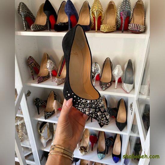 کفش مجلسی زنانه جدید 99