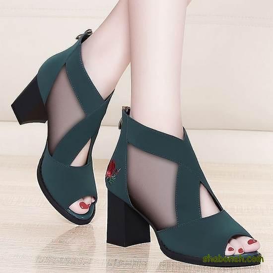 مدل کفش پاشنه بلند جدید مجلسی
