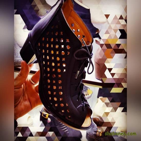 انواع مدل کفش پاشنه بلند جدید