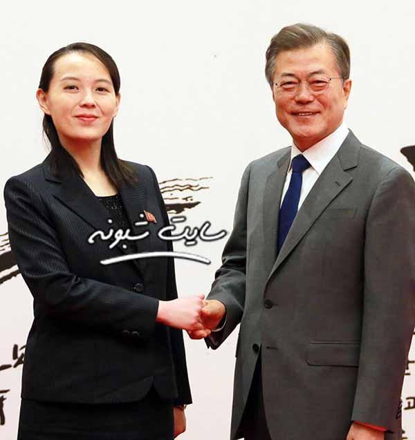 بیوگرافی کیم یو جونگ خواهر کوچک رهبر کره شمالی (کیم یو جونگ کیست؟)