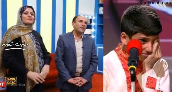 بیوگرافی و فیلم اجرای محمدسینا منصوری خواننده در عصر جدید