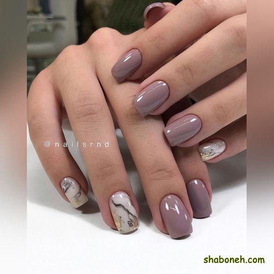 طراحی ناخن جدید در اینستاگرام