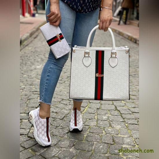 کیف و کفش دانشجویی ست و تکی