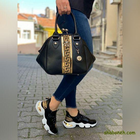 کیف و کفش ست دانشجویی