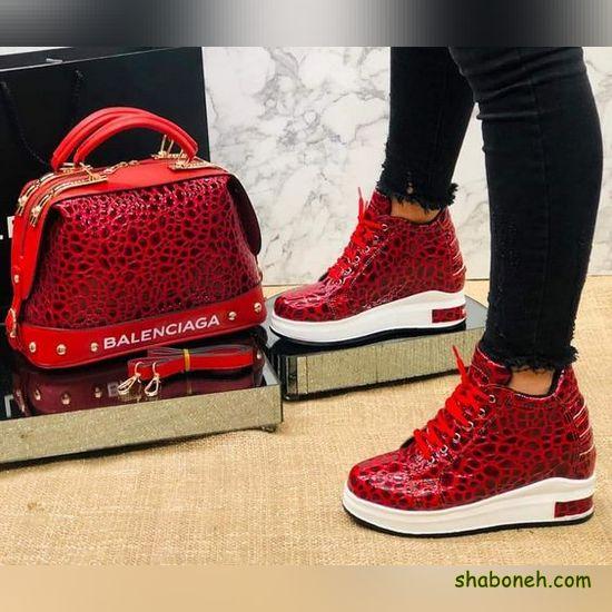 ست کیف و کفش دانشجویی اینستا