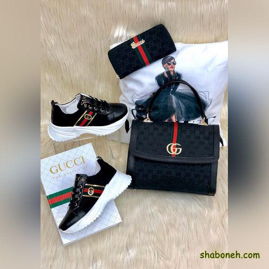 کیف و کفش اسپرت دخترانه اینستاگرام