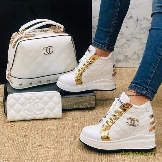 کیف و کفش اسپرت دخترانه با قیمت