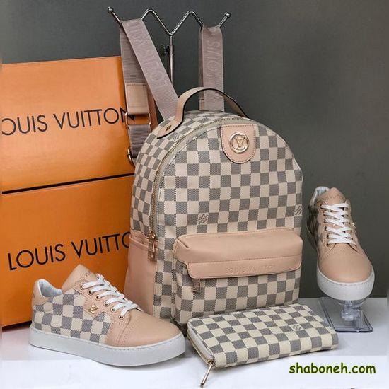 انواع مدل کیف و کفش دانشجویی