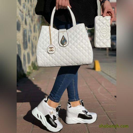 عکس مدل کیف و کفش دانشجویی
