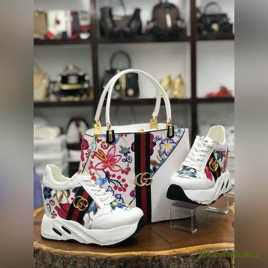 کیف و کفش دانشجویی اینستا
