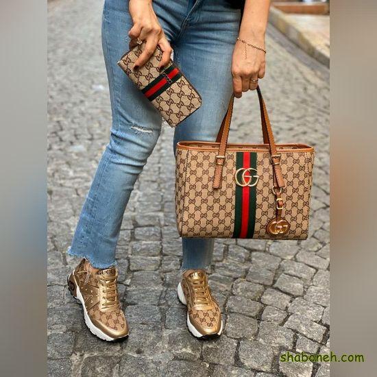 تصاویر کیف و کفش دانشجویی