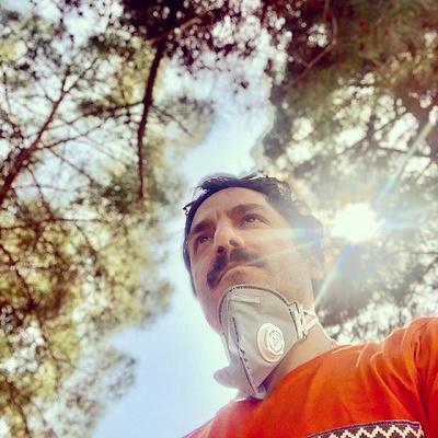 عباس غزالی در سریال شاهرگ