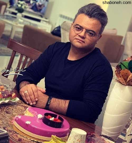 بیوگرافی افشین آذری خواننده پاپ و همسرش + خانواده و سوابق