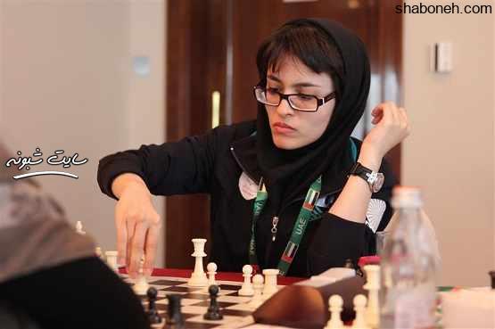 بیوگرافی غزل حکیمی فرد شطرنج باز + ماجرای تغییر تابعیت به سوییس