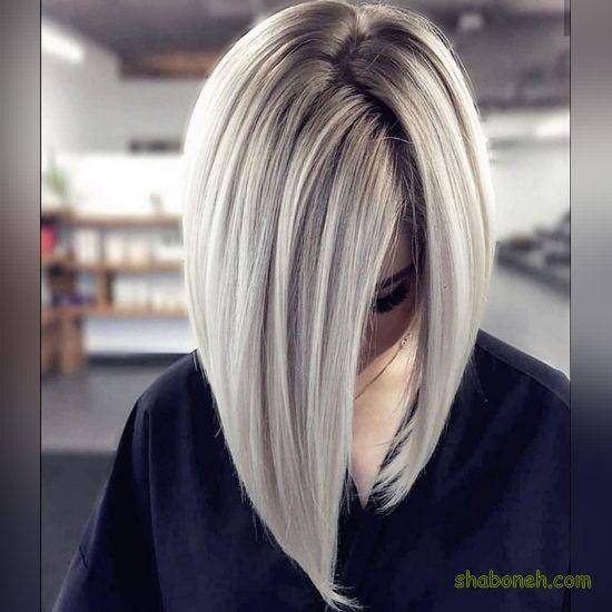 جدیدترین مدل رنگ موی سال ۹۹