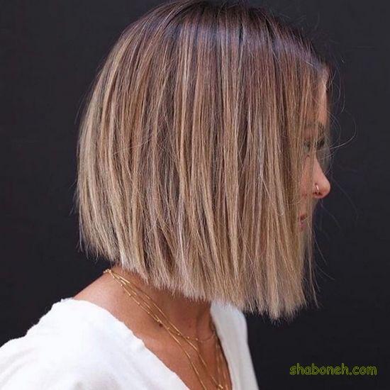 مدل رنگ مو جدید ۹۹