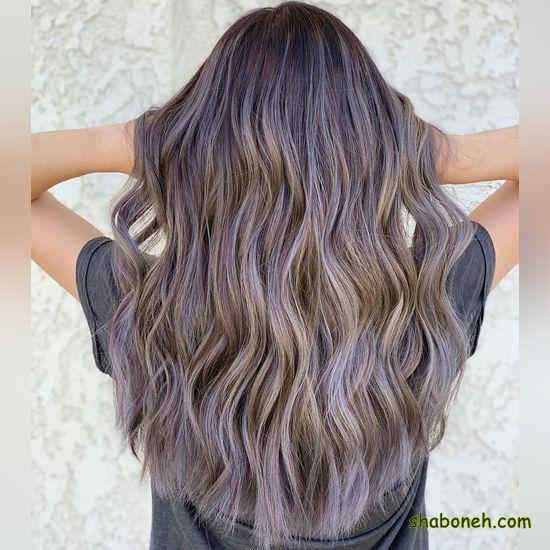رنگ مو جدید ۲۰۲۰