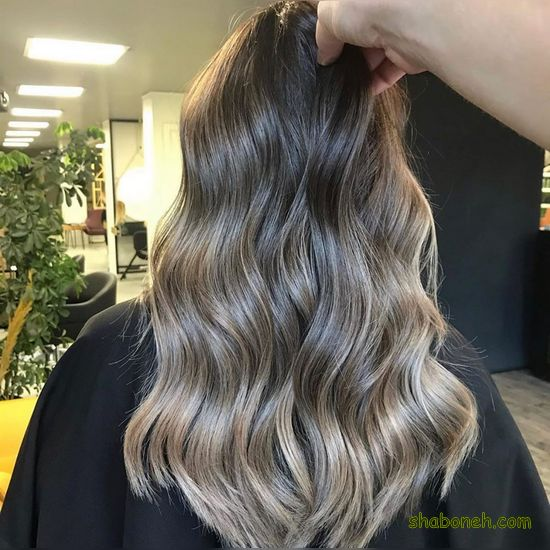 عکس از مدل رنگ مو جدید