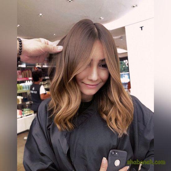 رنگ مو جدید ۲۰۲۰ خوشگل