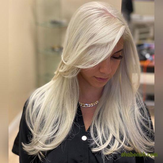 مدل رنگ موهای جدید 2020
