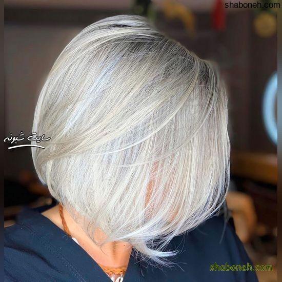 رنگ مو جدید سال خاص و جذاب