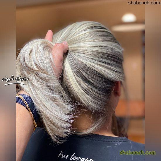 رنگ مو جدید ۲۰۲۰ خاص و جذاب
