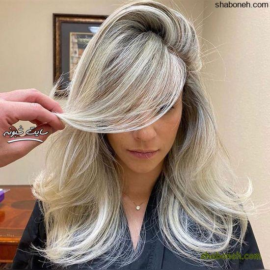 رنگ مو جدید 2020خاص و جذاب