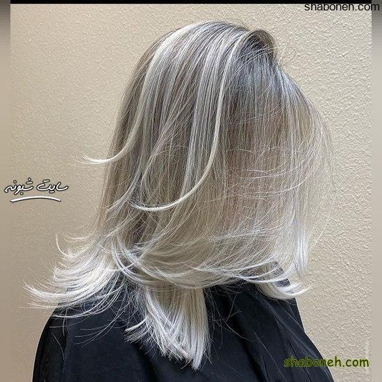دانلود عکس مدل رنگ مو جدید خفن و لاکچری خوشگل